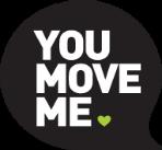 You Move Me Vancouver WA logo