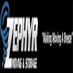 Zephyr Moving logo