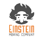 Einstein-Moving-Company logos