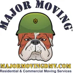 Major Moving logo