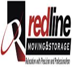 Redline Moving & Storage logo