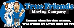 True-friends-moving-company logos